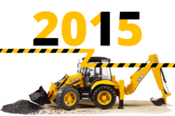BRUDER újdonságok - 2015