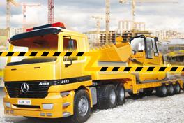 Építőipar - szállítás