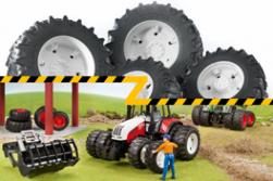 Traktorok kiegészítői