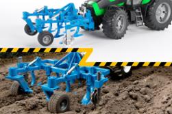 Traktorok munkagépei - kiegészítők